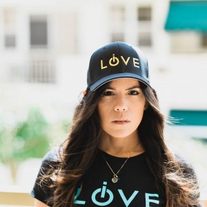 Christian store Live Love hat